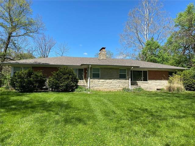 698 E 82nd Street, Indianapolis, IN 46240 (MLS #21784441) :: Richwine Elite Group
