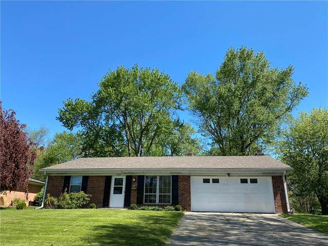 5802 Elaine Street, Speedway, IN 46224 (MLS #21784462) :: Mike Price Realty Team - RE/MAX Centerstone