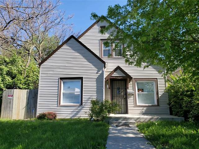3830 E 13th Street, Indianapolis, IN 46201 (MLS #21784465) :: AR/haus Group Realty
