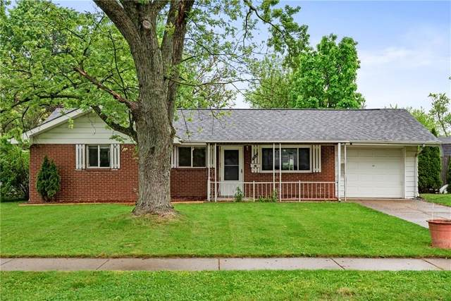 7306 E 52nd Street, Indianapolis, IN 46226 (MLS #21784467) :: Heard Real Estate Team | eXp Realty, LLC
