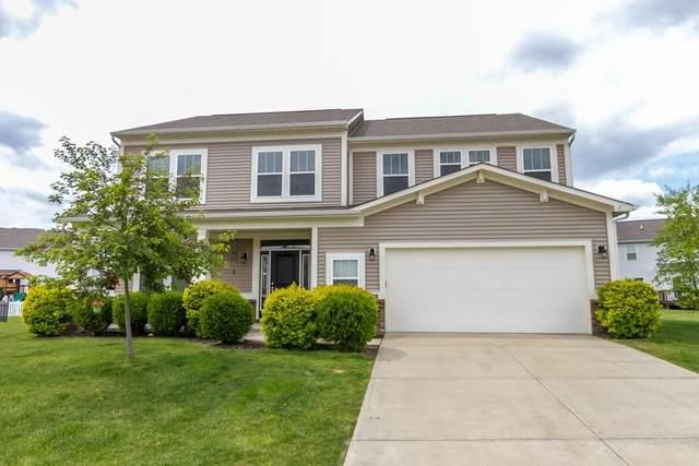 1312 Preserve Court, Greenwood, IN 46143 (MLS #21784475) :: Keller & Corbett Real Estate