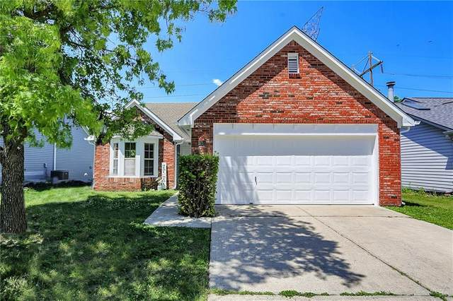5654 Crown Vetch Place, Indianapolis, IN 46254 (MLS #21784479) :: Mike Price Realty Team - RE/MAX Centerstone