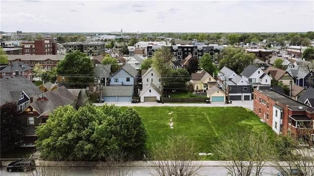 2136 N Talbott Street, Indianapolis, IN 46202 (MLS #21784484) :: Heard Real Estate Team   eXp Realty, LLC