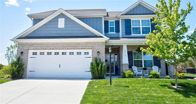 15567 Kennewick Bend, Noblesville, IN 46062 (MLS #21784494) :: Mike Price Realty Team - RE/MAX Centerstone