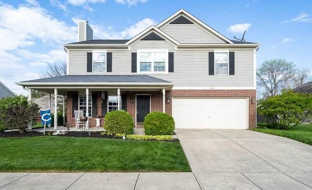 11328 Emmanuel Court, Fishers, IN 46038 (MLS #21784507) :: Heard Real Estate Team | eXp Realty, LLC