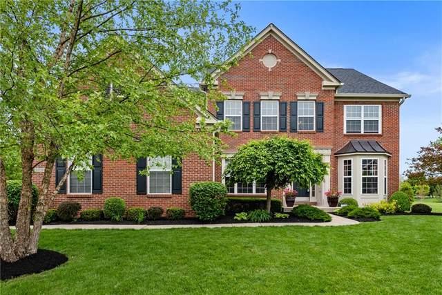 13789 Fieldshire Terrace, Carmel, IN 46074 (MLS #21784508) :: Ferris Property Group