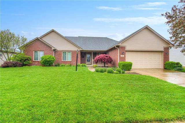 7271 Plantation Lane, Avon, IN 46123 (MLS #21784521) :: Mike Price Realty Team - RE/MAX Centerstone