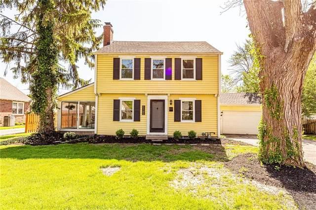 6165 Burlington Avenue, Indianapolis, IN 46220 (MLS #21784530) :: Ferris Property Group
