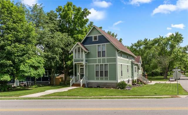99 W South Street, Franklin, IN 46131 (MLS #21784558) :: Ferris Property Group