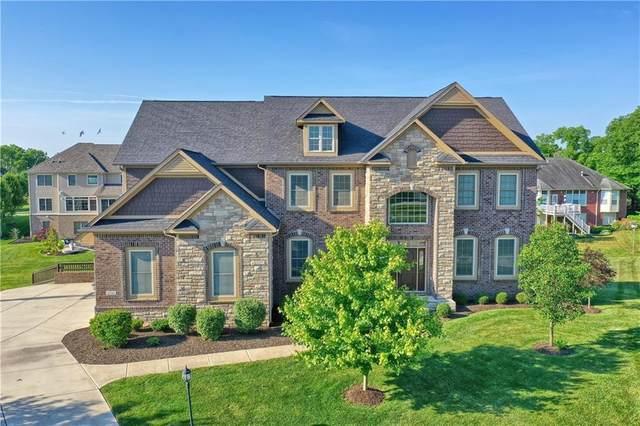 2701 Sawtooth Oak Circle, Westfield, IN 46074 (MLS #21784564) :: Ferris Property Group