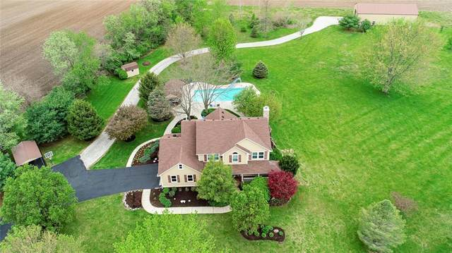 731 N Mill Creek Road, Noblesville, IN 46062 (MLS #21784575) :: Heard Real Estate Team | eXp Realty, LLC