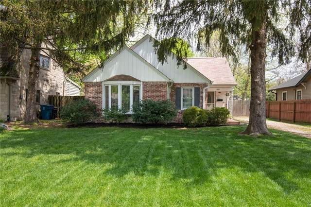 6167 N Park Avenue, Indianapolis, IN 46220 (MLS #21784577) :: Richwine Elite Group