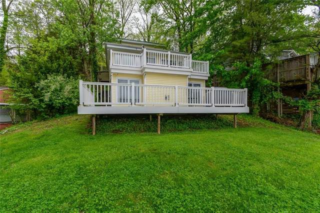 8027 N Lakeview Drive, Unionville, IN 47468 (MLS #21784581) :: AR/haus Group Realty