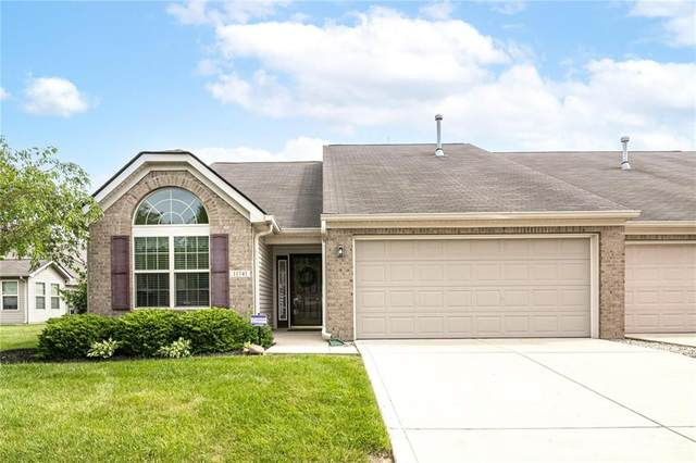 11741 Whisper Cove Drive, Fishers, IN 46037 (MLS #21784583) :: Mike Price Realty Team - RE/MAX Centerstone