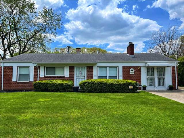 3640 Marseille Road, Indianapolis, IN 46226 (MLS #21784585) :: Ferris Property Group