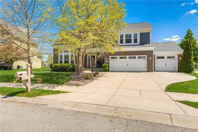 13993 Amblewind Place, Carmel, IN 46032 (MLS #21784596) :: Heard Real Estate Team | eXp Realty, LLC