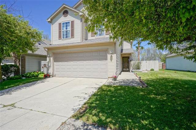 9952 Waterside Drive, Noblesville, IN 46060 (MLS #21784607) :: Heard Real Estate Team | eXp Realty, LLC