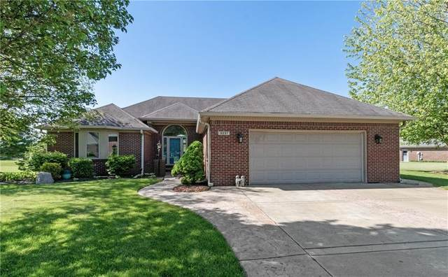 10297 Breezeway Circle, Brownsburg, IN 46112 (MLS #21784609) :: Heard Real Estate Team | eXp Realty, LLC