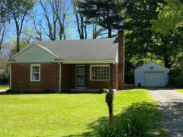 4347 N Olney Street, Indianapolis, IN 46205 (MLS #21784633) :: Heard Real Estate Team | eXp Realty, LLC