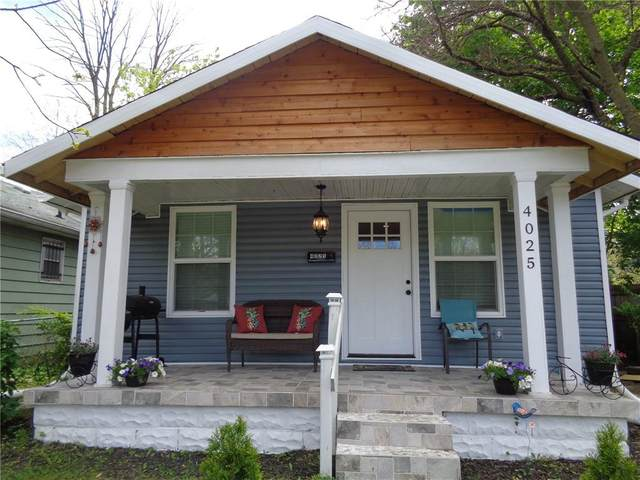 4025 E 31ST Street, Indianapolis, IN 46218 (MLS #21784647) :: Richwine Elite Group