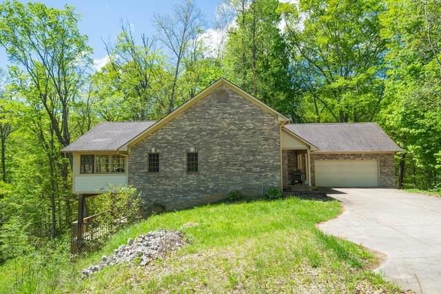 4744 E Sunnyslope Drive, Martinsville, IN 46151 (MLS #21784652) :: Keller & Corbett Real Estate