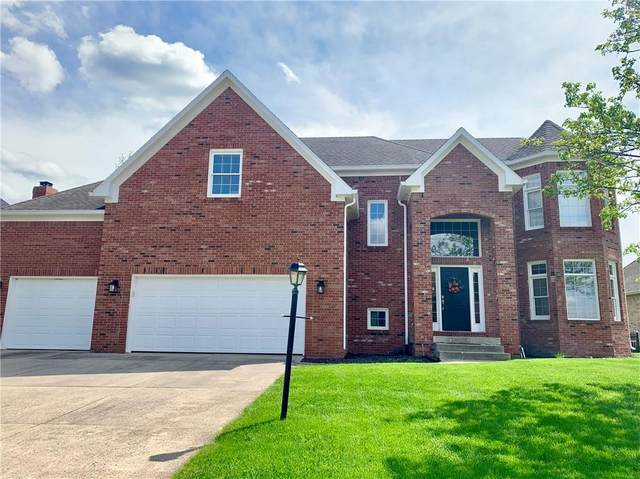 10973 Fairwoods Drive, Fishers, IN 46038 (MLS #21784653) :: Heard Real Estate Team | eXp Realty, LLC