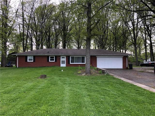 2116 S County Road 1050, Indianapolis, IN 46231 (MLS #21784664) :: Richwine Elite Group