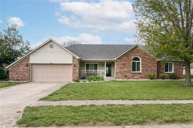 446 Overlook Trail, Plainfield, IN 46168 (MLS #21784674) :: Heard Real Estate Team | eXp Realty, LLC