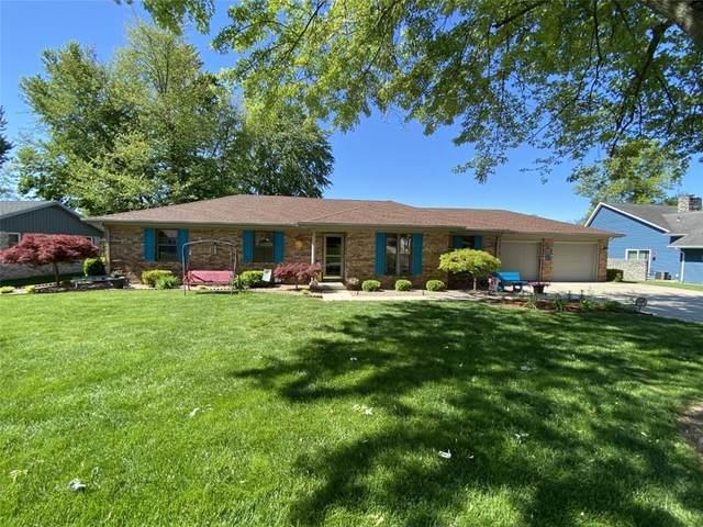 362 Mutton Creek Drive, Seymour, IN 47274 (MLS #21784676) :: Dean Wagner Realtors