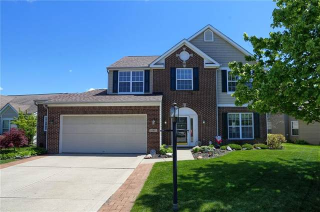 12271 Slate Dr, Fishers, IN 46037 (MLS #21784683) :: Ferris Property Group