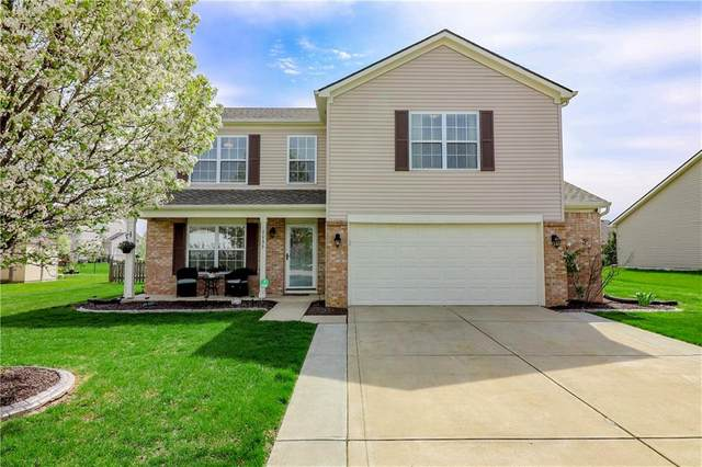 1135 Wild Ridge Boulevard, Brownsburg, IN 46112 (MLS #21784723) :: Heard Real Estate Team | eXp Realty, LLC