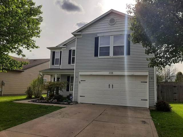 2308 Bridlewood Drive, Franklin, IN 46131 (MLS #21784725) :: AR/haus Group Realty