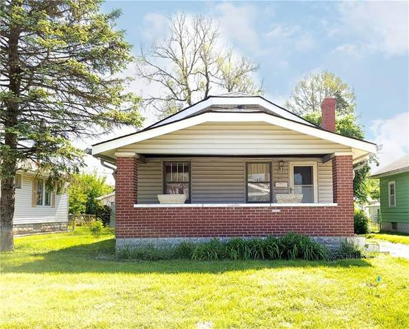 1411 N Euclid Avenue, Indianapolis, IN 46201 (MLS #21784727) :: Heard Real Estate Team | eXp Realty, LLC