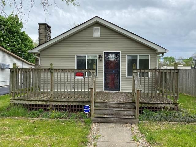 3318 S Mars Hill Street, Indianapolis, IN 46221 (MLS #21784743) :: Keller & Corbett Real Estate