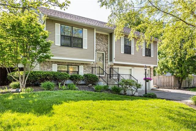 10785 Cornerstone Court, Carmel, IN 46280 (MLS #21784764) :: Mike Price Realty Team - RE/MAX Centerstone