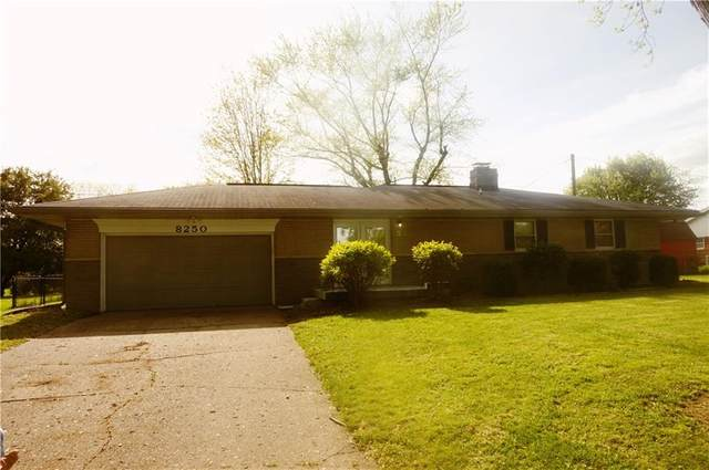 8250 S Union Street, Indianapolis, IN 46227 (MLS #21784778) :: Richwine Elite Group