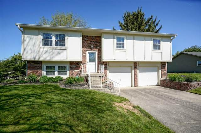 11912 Wainwright Boulevard, Fishers, IN 46038 (MLS #21784783) :: HergGroup Indianapolis