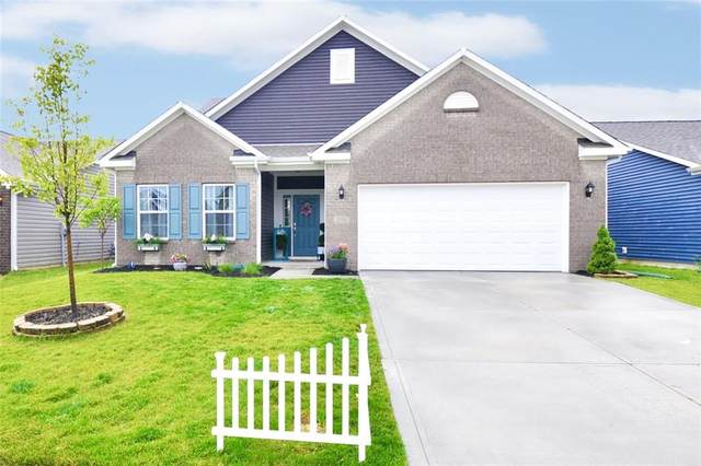 2554 Bridlewood Drive, Franklin, IN 46131 (MLS #21784786) :: Ferris Property Group