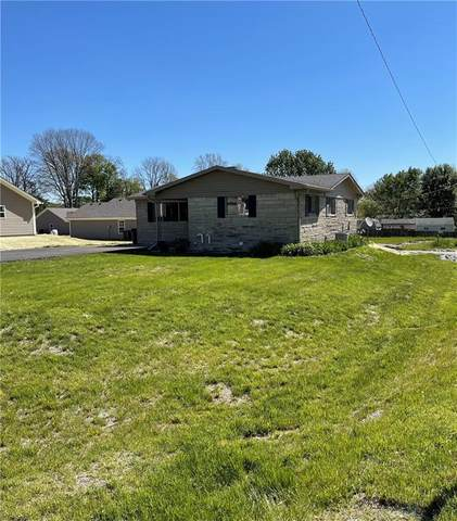17 Martin Drive, Danville, IN 46122 (MLS #21784801) :: Heard Real Estate Team | eXp Realty, LLC