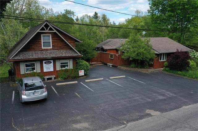 1284, 1280 Old State Road 46, Nashville, IN 47448 (MLS #21784811) :: The ORR Home Selling Team