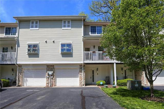 6910 Ralph Court #97, Indianapolis, IN 46220 (MLS #21784814) :: Richwine Elite Group