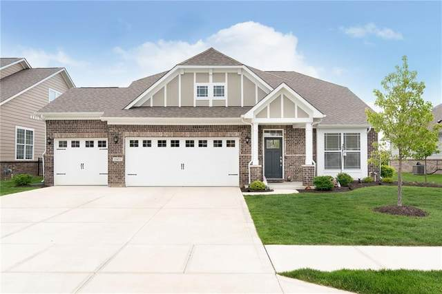 10451 Oxer Drive, Fishers, IN 46040 (MLS #21784841) :: HergGroup Indianapolis