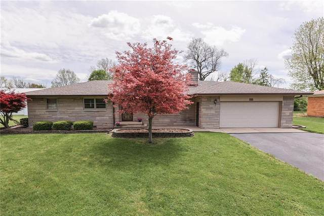 55 W Dudley Avenue, Indianapolis, IN 46217 (MLS #21784854) :: Mike Price Realty Team - RE/MAX Centerstone