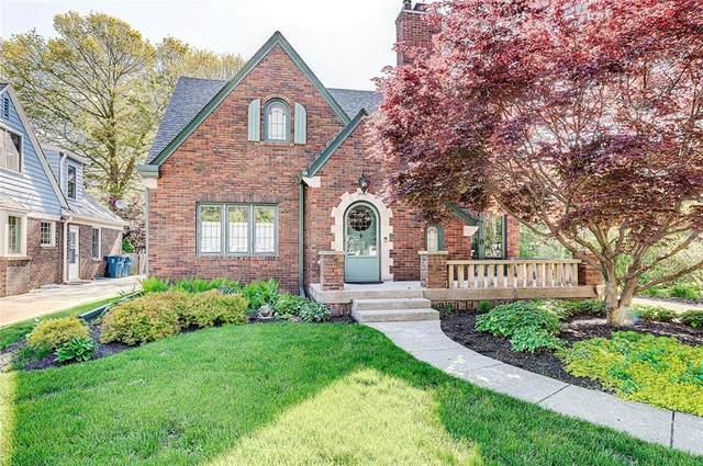 5435 N Capitol Avenue, Indianapolis, IN 46208 (MLS #21784867) :: Heard Real Estate Team | eXp Realty, LLC