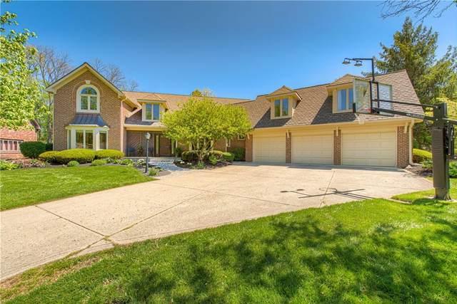 13639 Smokey Ridge Place, Carmel, IN 46033 (MLS #21784872) :: Heard Real Estate Team | eXp Realty, LLC