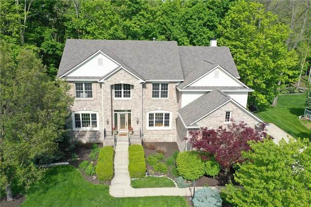 10338 Power Drive, Carmel, IN 46033 (MLS #21784881) :: Mike Price Realty Team - RE/MAX Centerstone