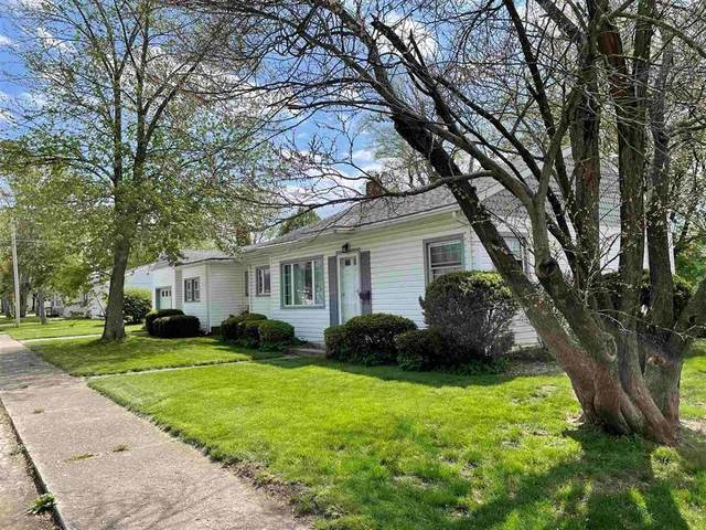 523 Homestead Avenue, Hartford City, IN 47348 (MLS #21784888) :: The ORR Home Selling Team