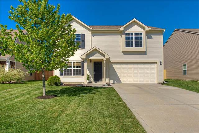 508 Grassy Bend Drive, Greenwood, IN 46143 (MLS #21784889) :: RE/MAX Legacy