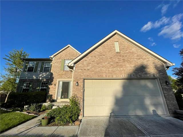 725 Sunridge Court, Indianapolis, IN 46239 (MLS #21784900) :: AR/haus Group Realty