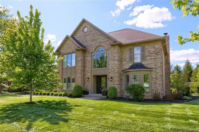 11836 Sand Dollar Court, Indianapolis, IN 46256 (MLS #21784918) :: Keller & Corbett Real Estate